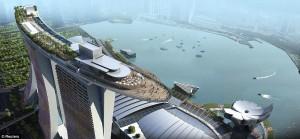 Piscines Bravi - Curiosidades -  Marina Bay Sands - 1